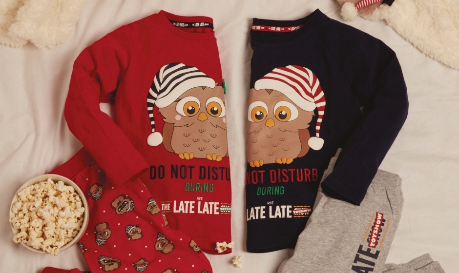 Late, late toy show PJs are back!