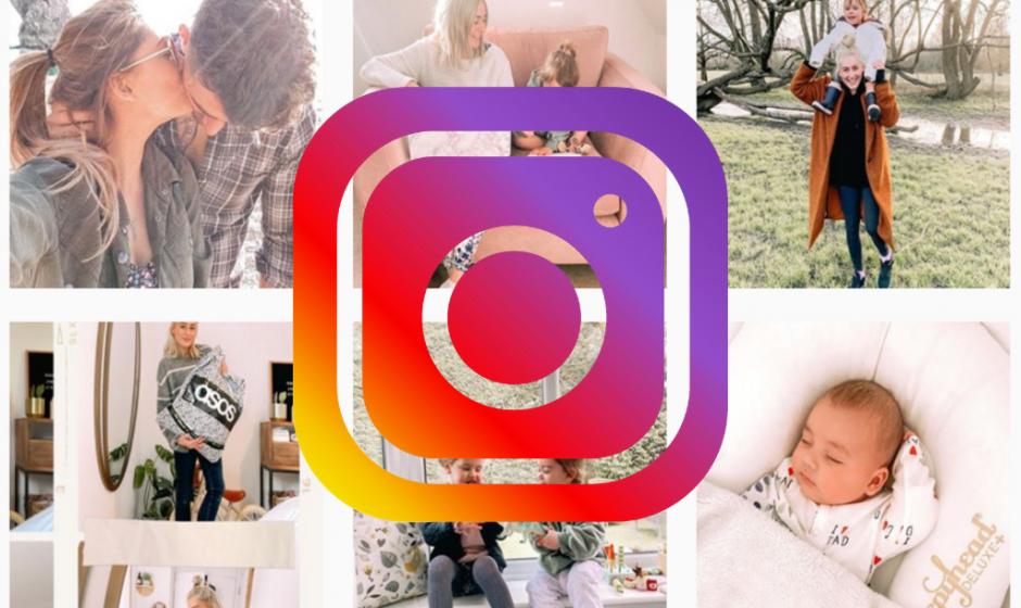 Relatable Influencer Moms on Instagram