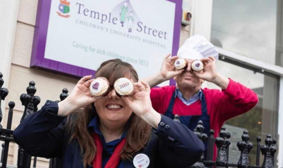 Bake a difference! Tesco calls on shoppers to support this year's Great Irish Bake