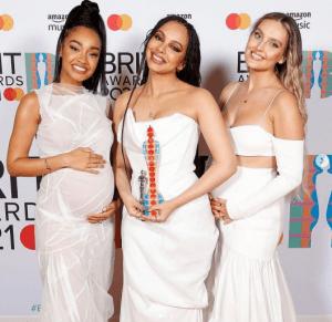 Little Mix at Brit Awards